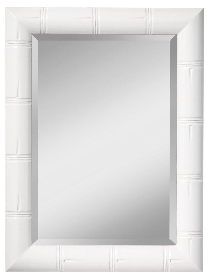 Kimmy Wall Mirror, White