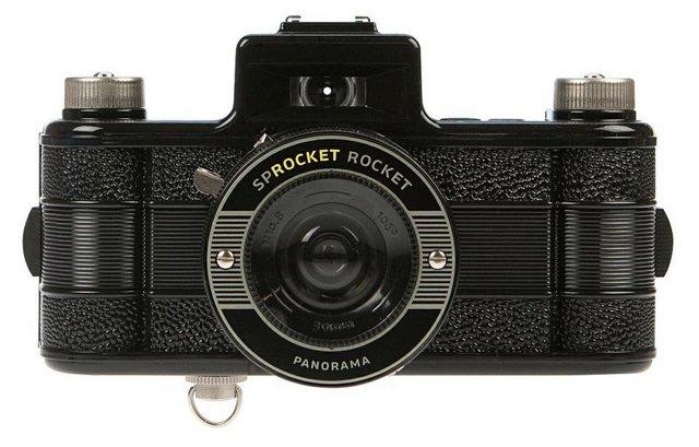 Sprocket Rocket Camera, Black