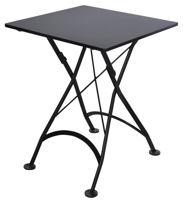 "24"" Bruxelles Square Folding Table"