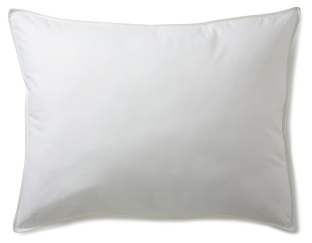S/2 Alt. Gusseted Pillows, Soft
