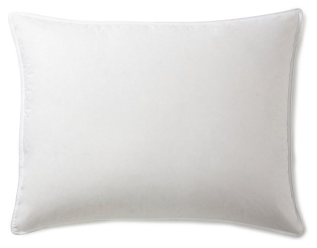 Luxury Fill Pillow & Protector, Soft