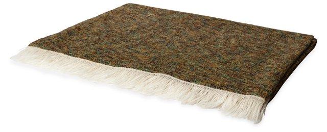 Log Cabin Blanket, Full