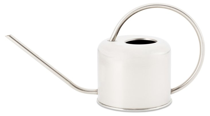 Stainless-Steel Watering Can, 1.5L