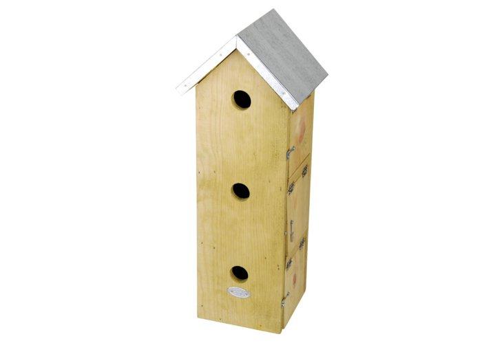 "20"" Sparrowflat Starling Birdhouse"
