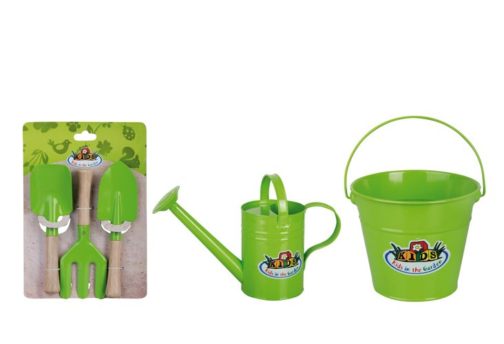 Garden Fun Tool Set, Green