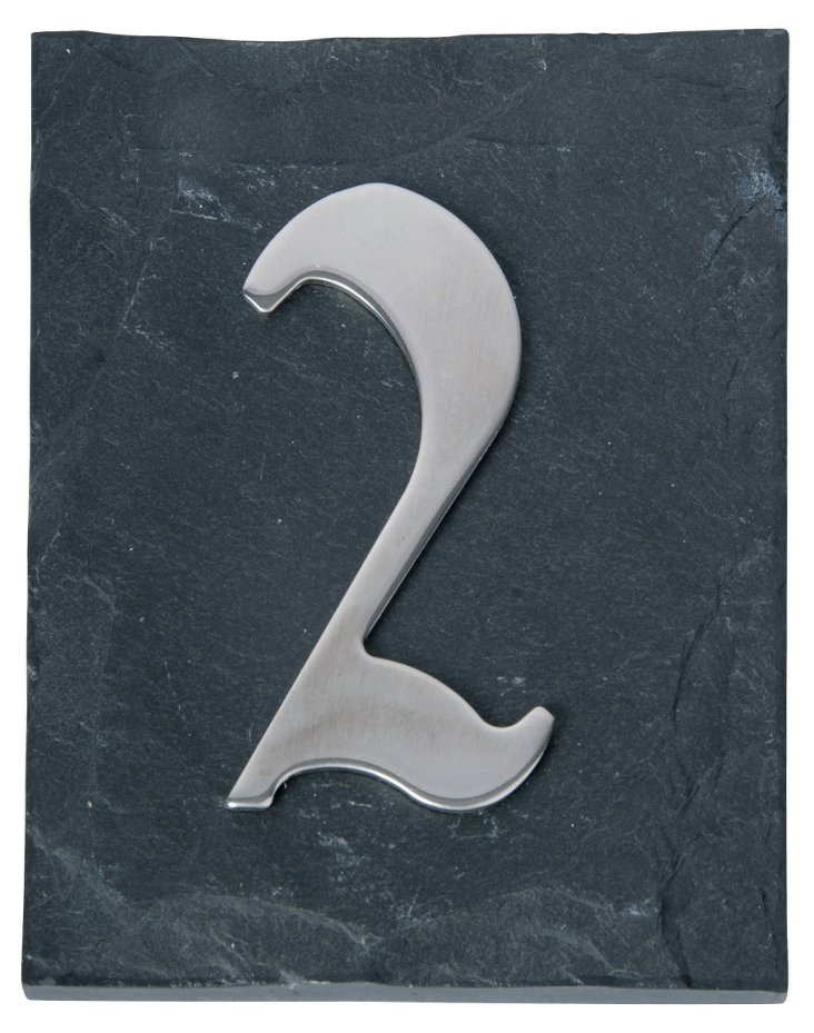 Script House Number, 2