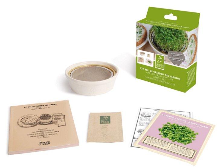 Garden Cress Kit