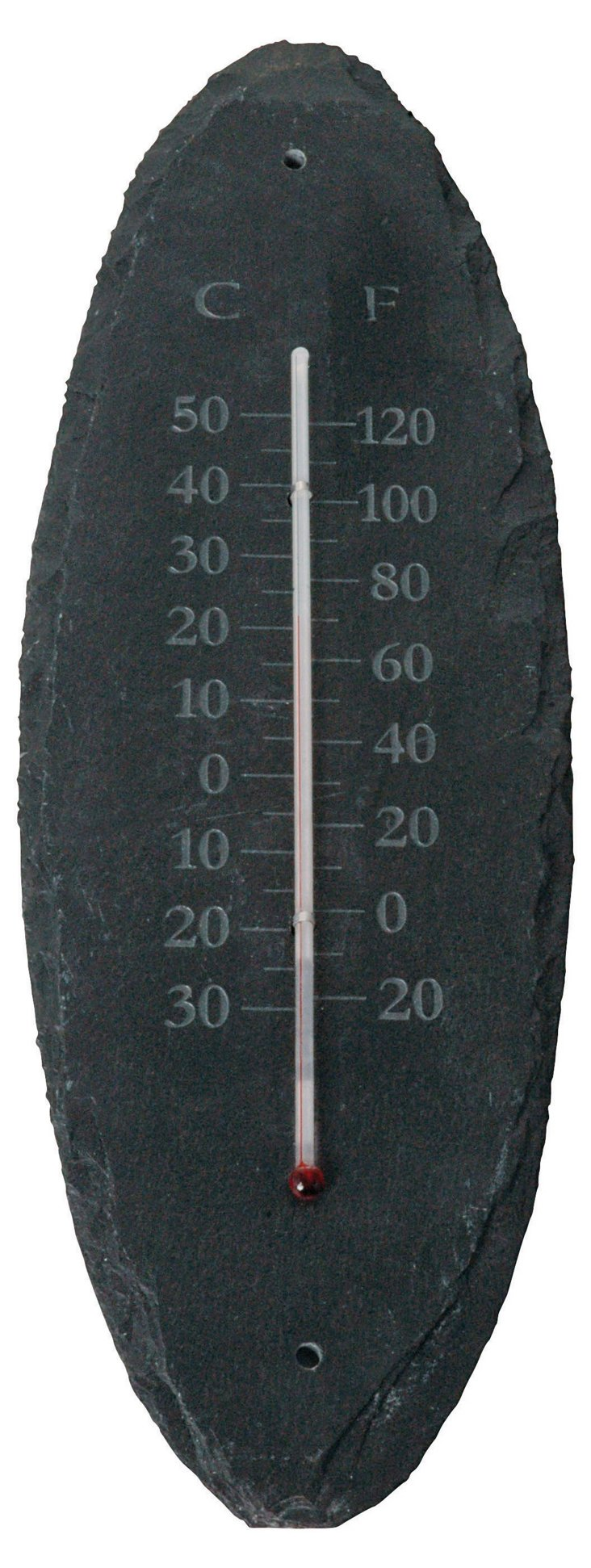 """12"""" Oval Thermometer"""