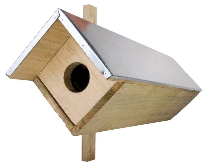 "31"" Wise Owl Box"