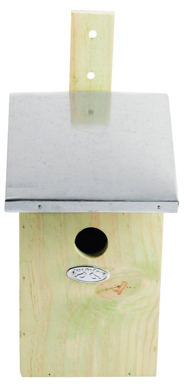 Mirrored Nesting Box