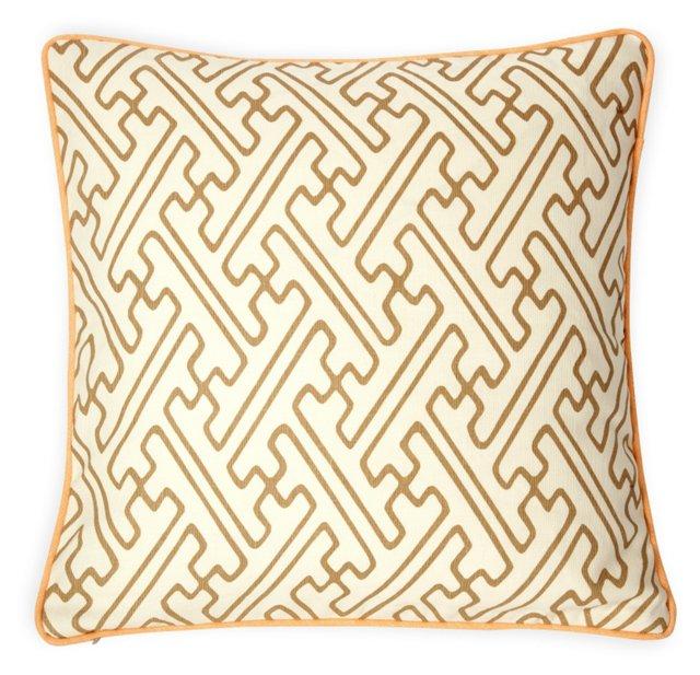 Custom Alan Campbell Pillow