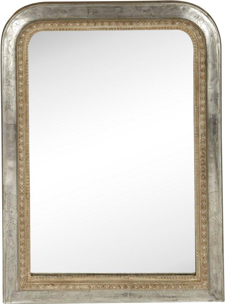 Antique Louis Philippe Mirror I
