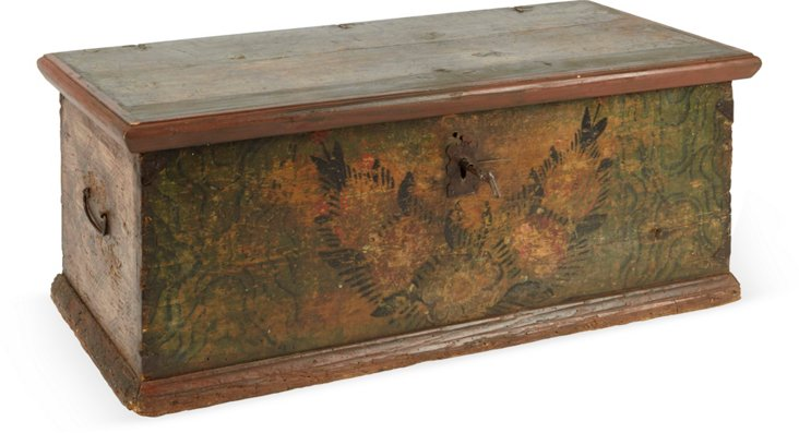 European Marriage Chest