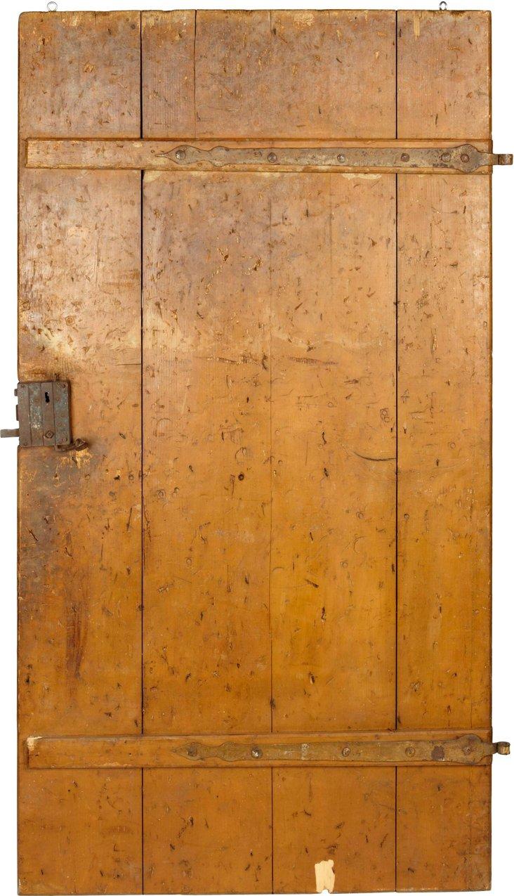 Found European Door I