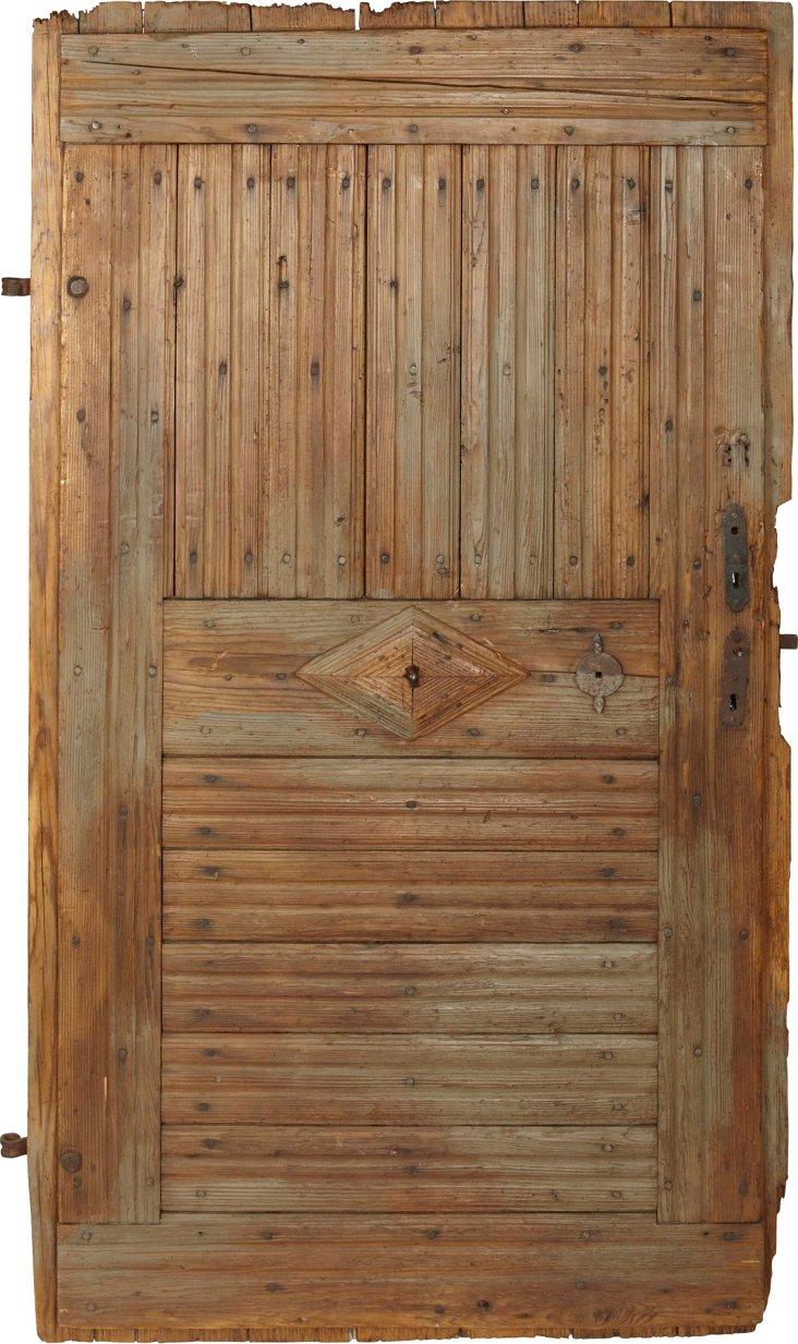 Found European Door III