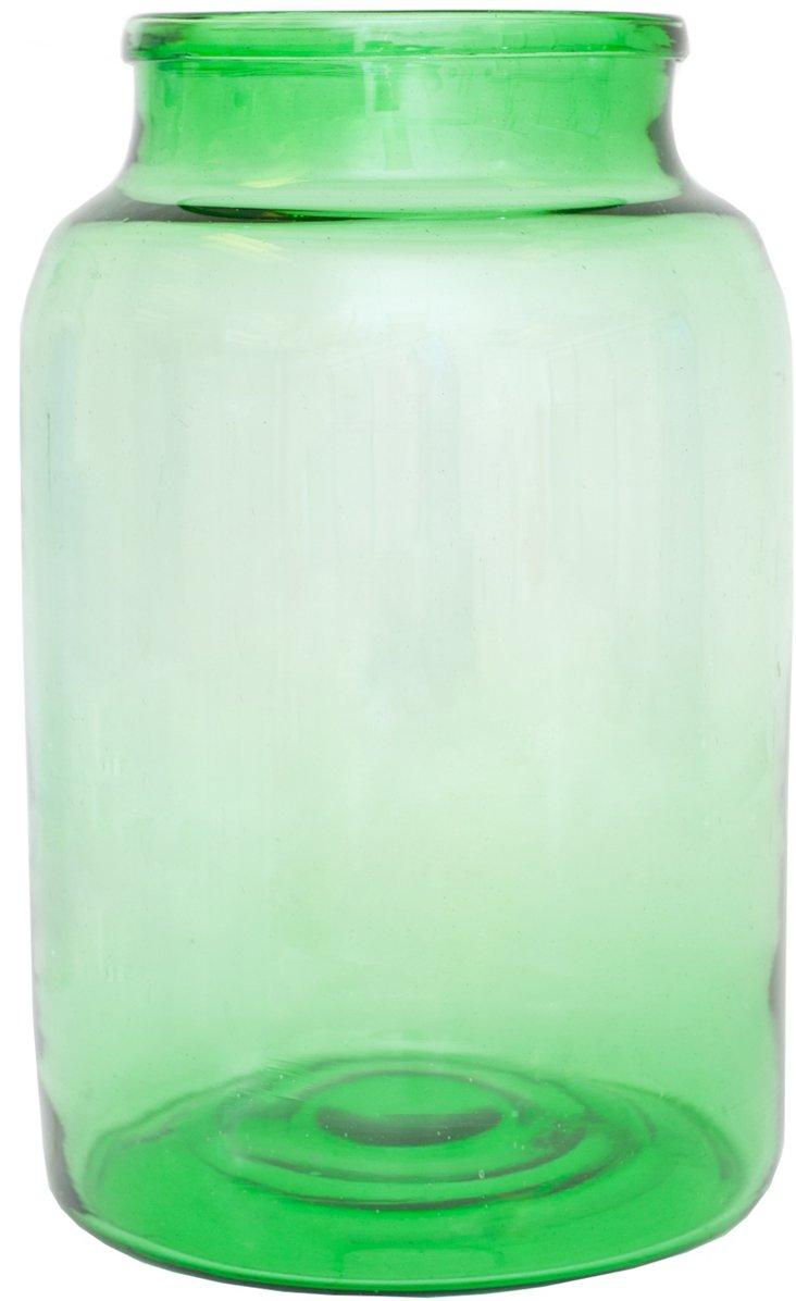 Green Mason Jar, 10L