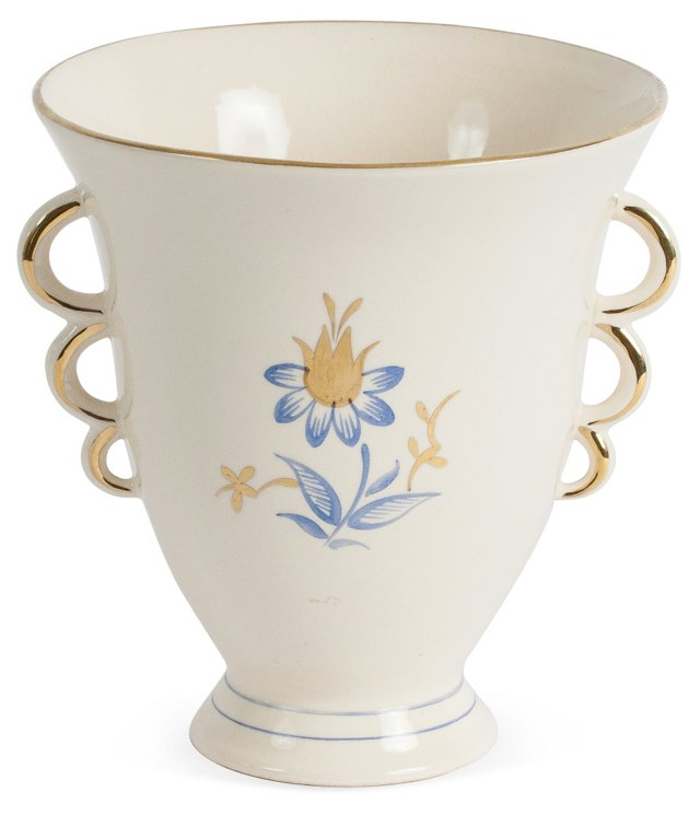 Floral Vase by Arabia Finland