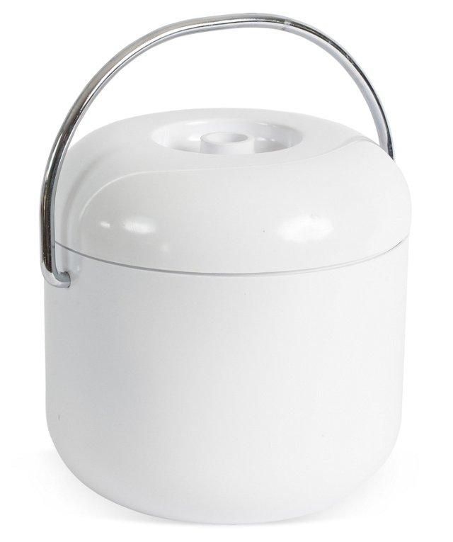 Midcentury Ice Bucket