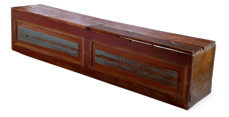 Antique Finnish Bench