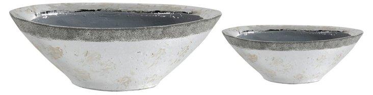 Silver Bowls, Asst. of 2