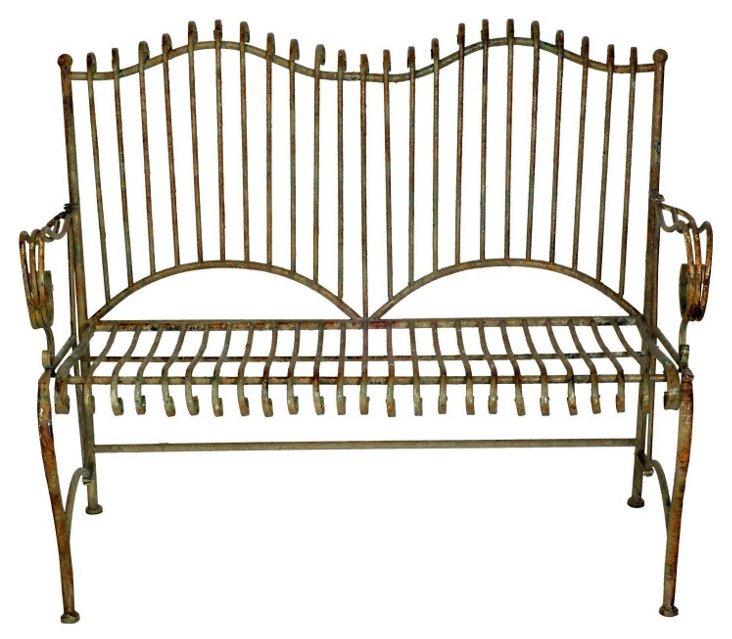Amelie Garden Bench