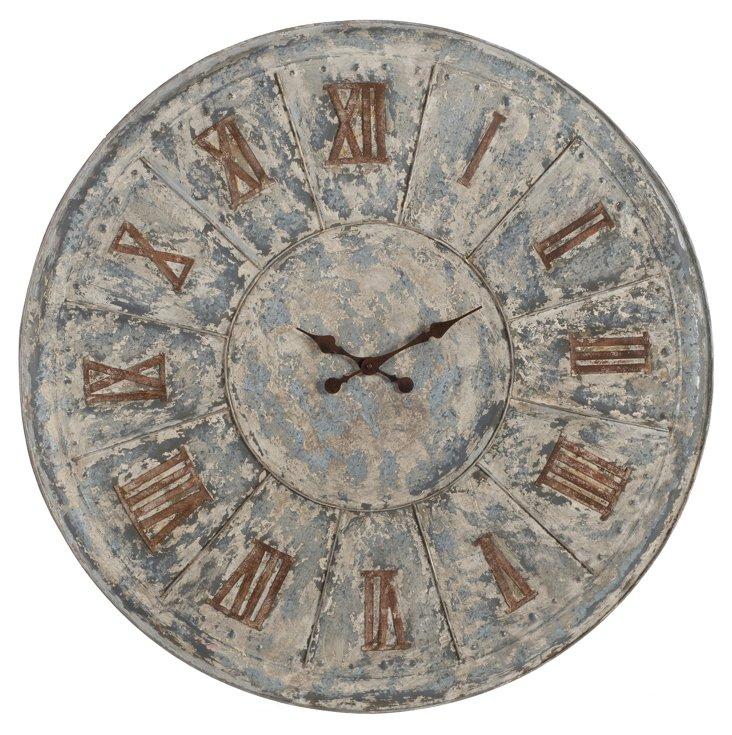Christopher Clock, Large