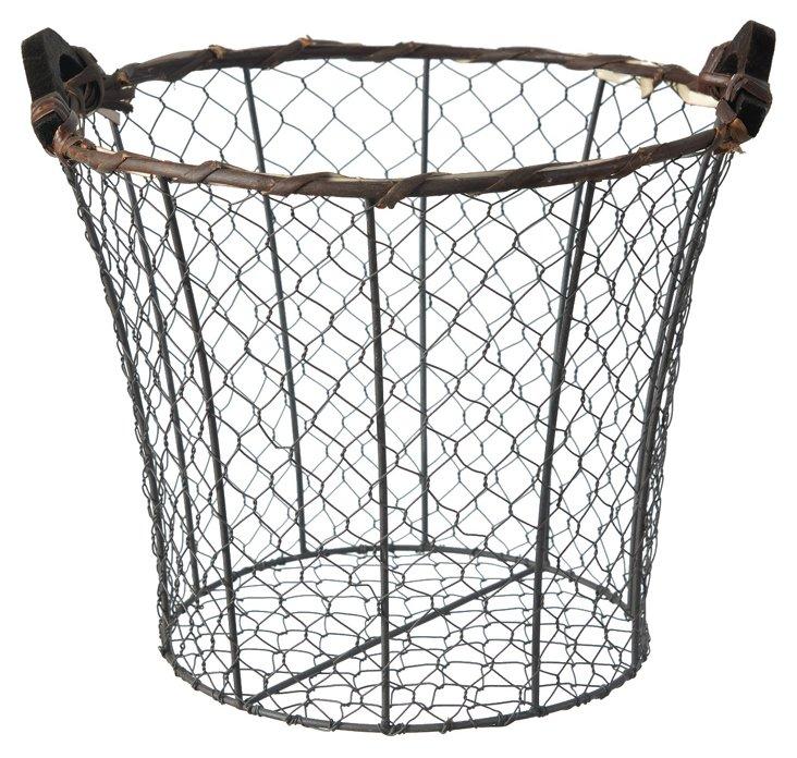 """9"""" Metal Basket"""