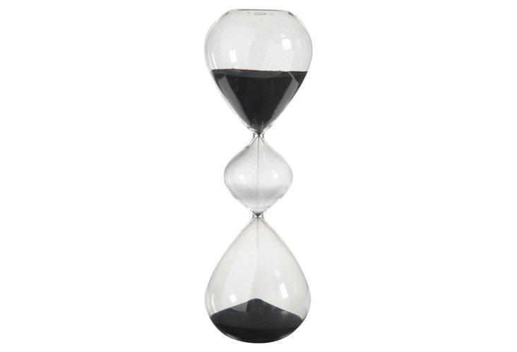 Hourglass, Black