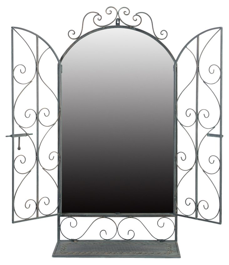 Rapunzel Mirror