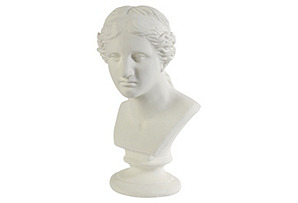 Young Bust Statue
