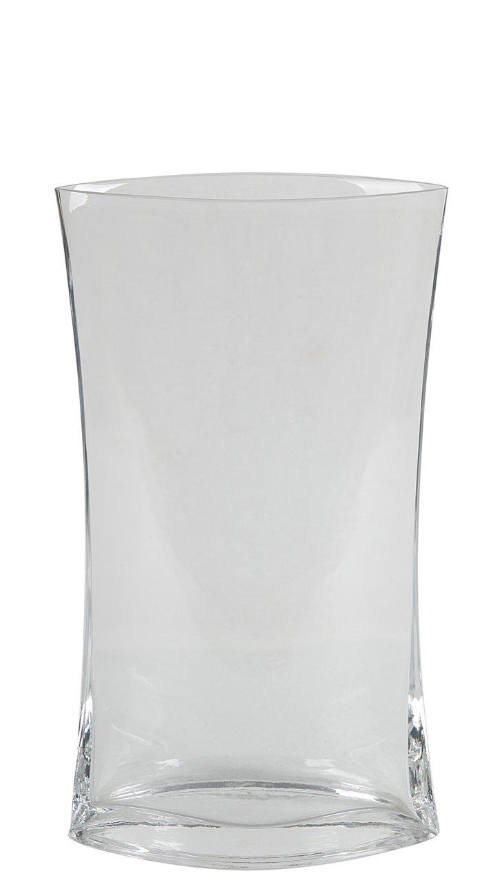 """13"""" Glass Vase"""