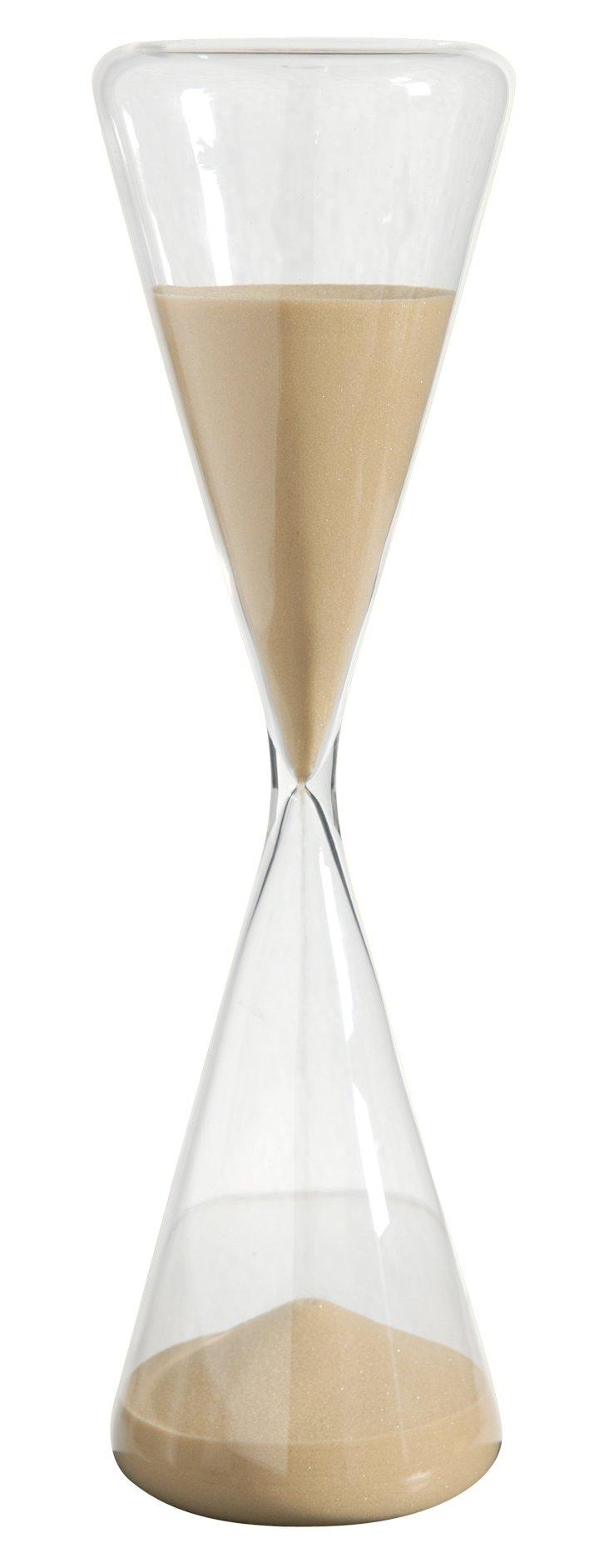 Sand Hour Glass, Tan