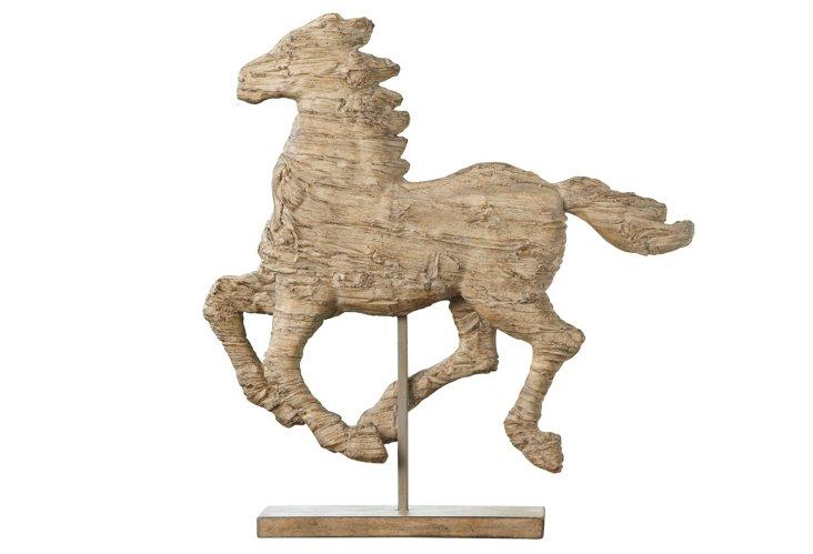 Galloping Horse Objet