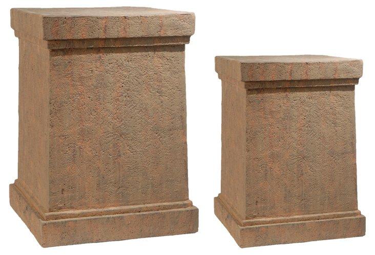 S/2 Brescia Pedestals