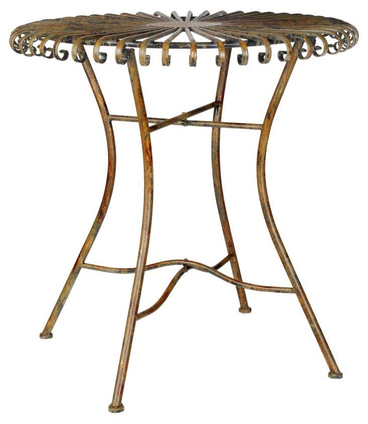 Elise Metal Table
