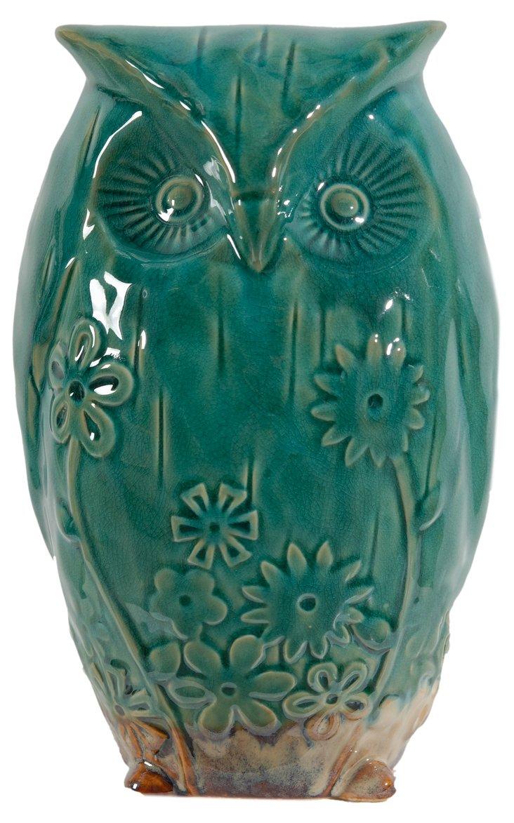 "10"" Owl Objet"