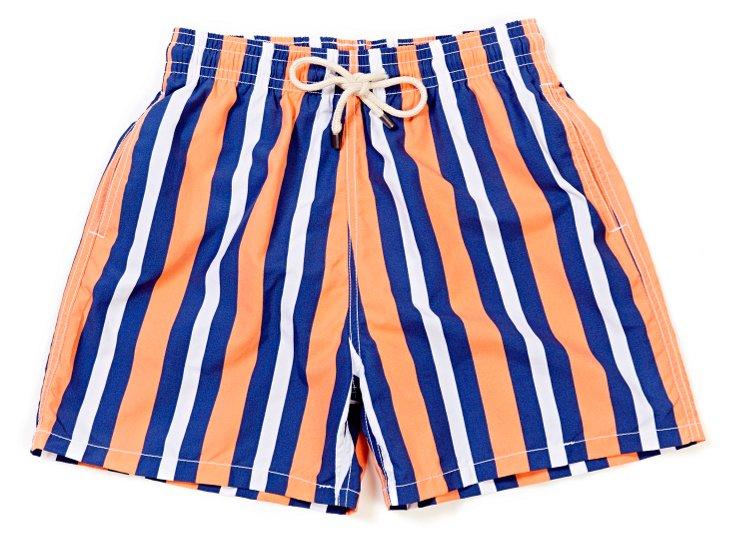 Classic Ascot Stripe Trunks