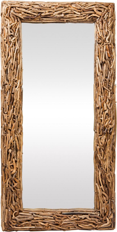 Driftwood Mirror I