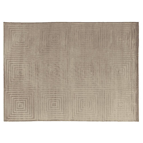 Farleigh Rug, Light Beige/Multi