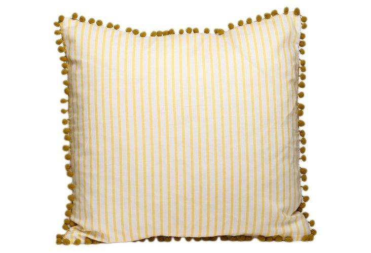Decorative Pillow, Stripes