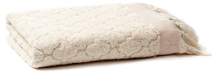 Delight Bath Towel, Coral