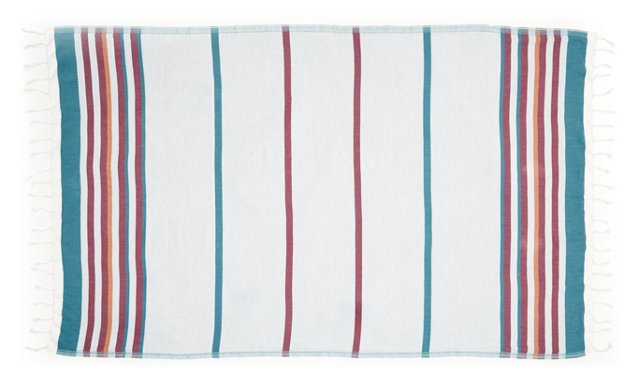 Marcel Cotton Beach Blanket, Multi