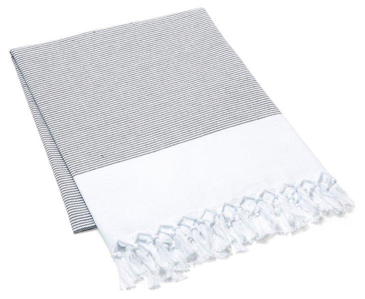 Lapiz Turkish Towel, Black