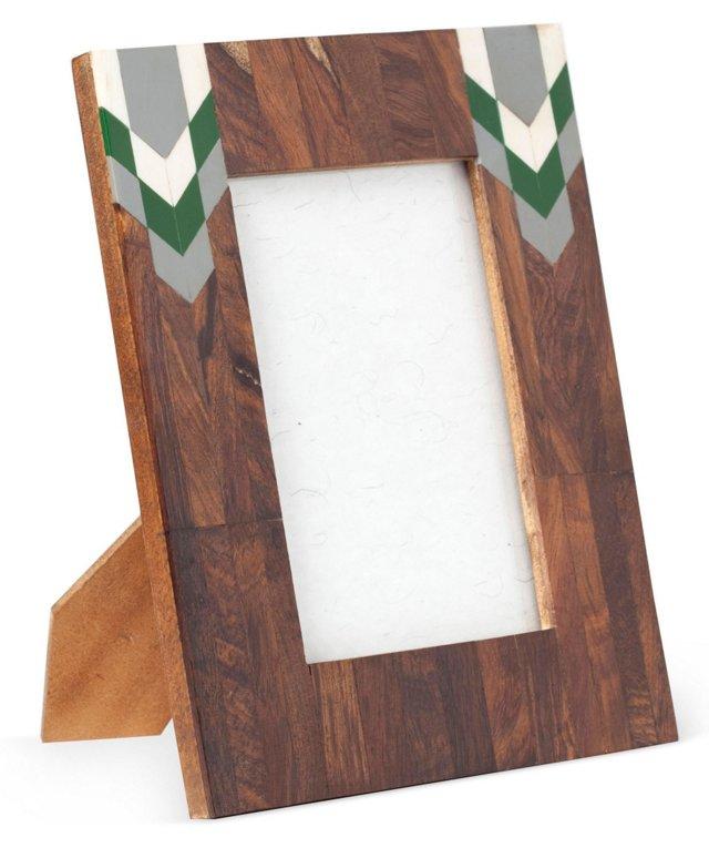 Sheesham Inlaid Frame, 4x6