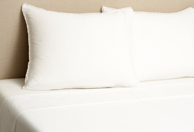 Adele Sheet Set, White
