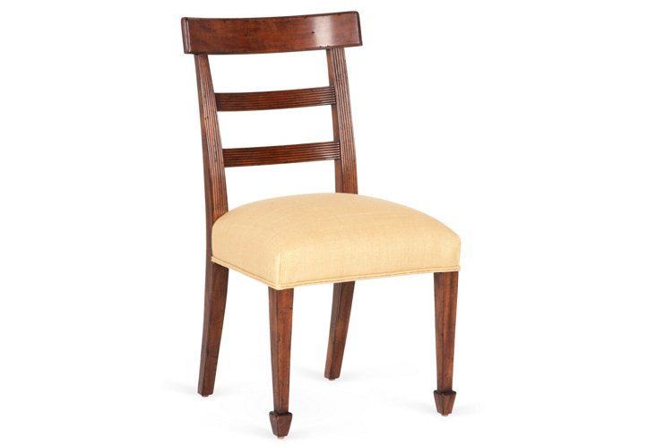 Paxford Side Chair, Straw