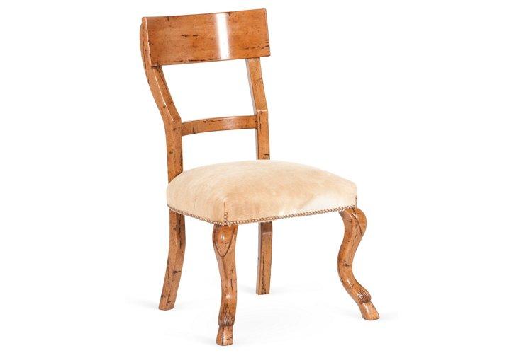 Kent Side Chair, Oatmeal