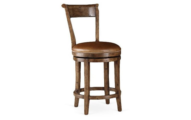 Langport Barstool, Chocolate