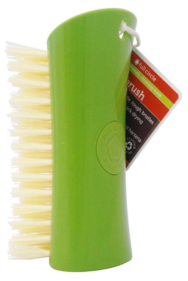 S/3 Lean & Mean Scrub Brushes