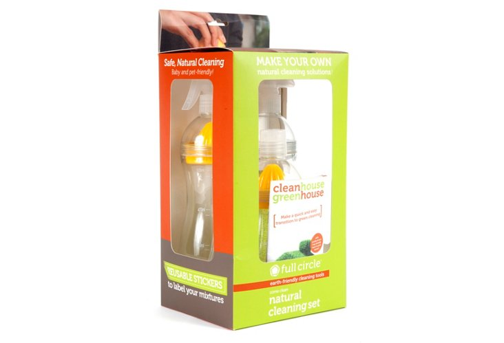 Come Clean Natural Cleaning Set